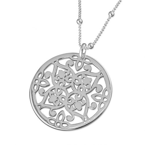 Sterling Silver Pendant/Chain Necklace